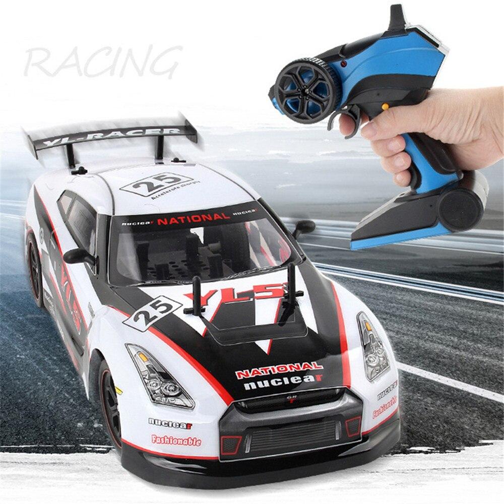 RC voiture dérive voiture de course 1:10 RC électrique télécommande puissance 2.4G charge dérive hors route voiture de course jouet véhicule électronique jouet