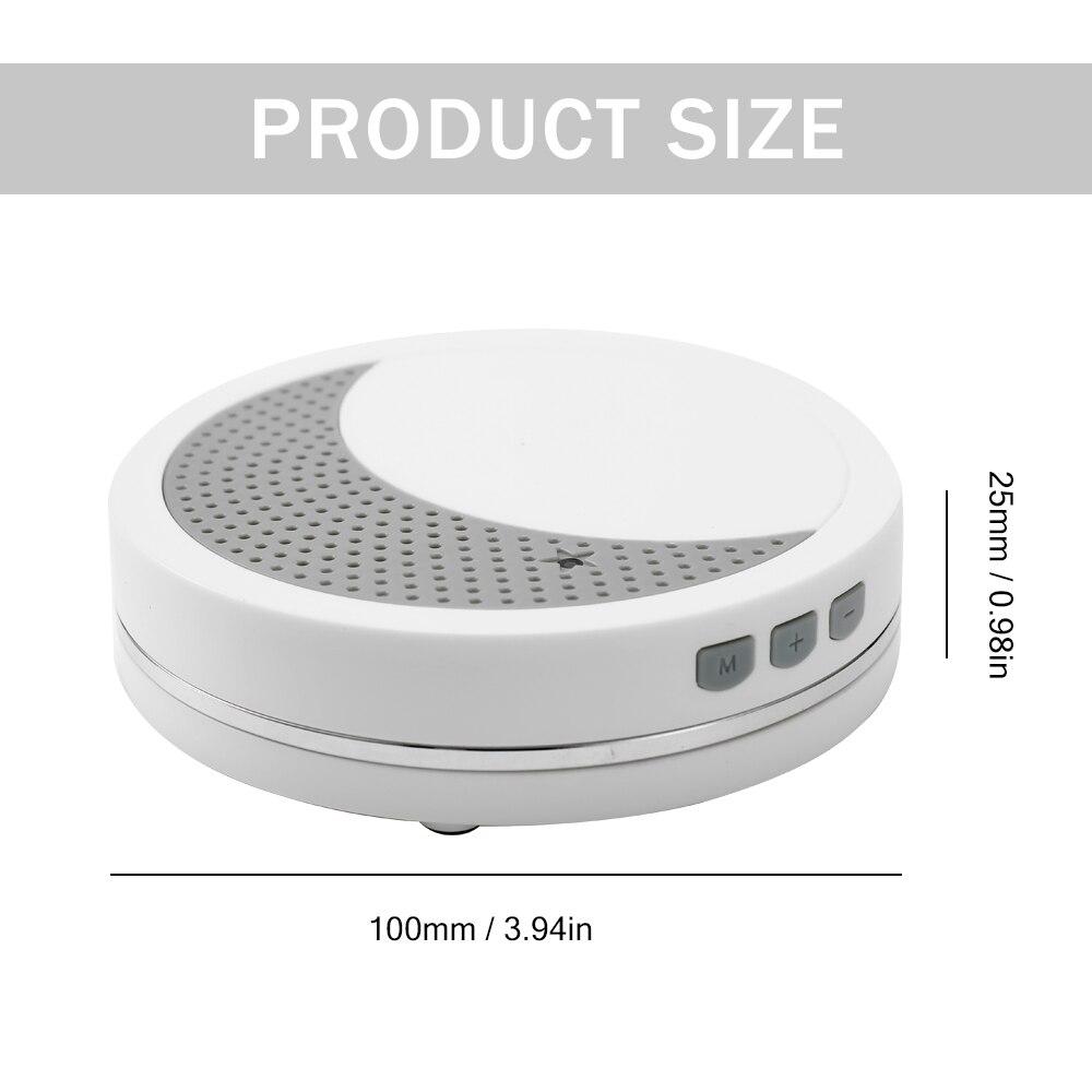 Machine Sleep Quality Enhancer Sleep Machine Sounds Optional Sound Music Record Timing Setting Sound 4