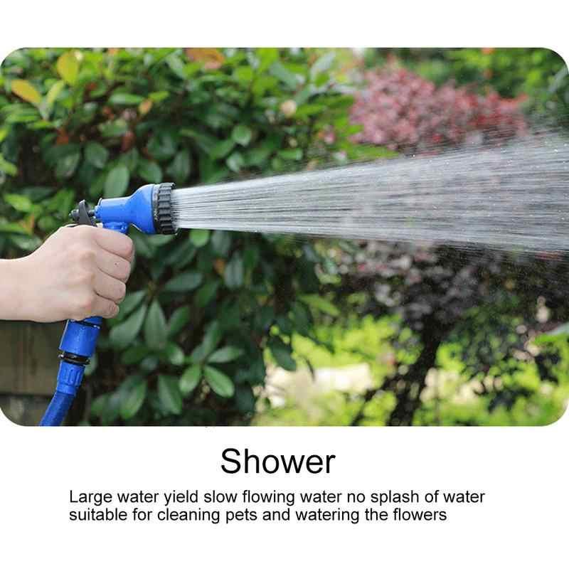 Tuin Water Sproeiers 7 Patronen Water Pistool Huishoudelijke Watering Slang Spuitpistool Voor Auto Wassen Schoonmaken Gazon Tuin Watering