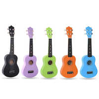 21 Inch IRIN 12 Frets Pure Color Basswood Ukulele Bright Tone 4 Strings Hawaii Guitar Musical Instruments For Beginners