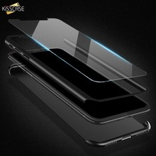 KISSCASE 360 Degree Full Cover Case For Huawei P8 Lite 2017 P10 P20 Pro Plus Cases For Honor 6X 7X 8X 8A 9 9i Mate 10 20 Lite(China)
