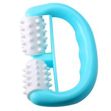 D Type Face Lift Massage Roller Facial Care Tool Neck Legs B