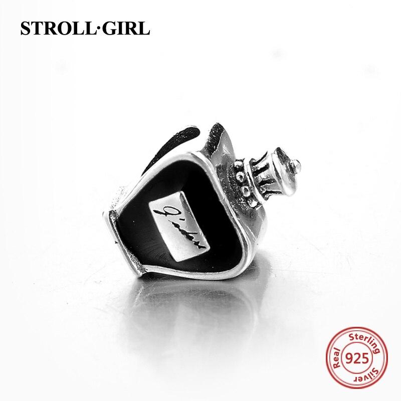 Strollgirl Parfüm Şüşə Gümüşü Yaraşıqlara uyğun orijinal - Moda zərgərlik - Fotoqrafiya 2