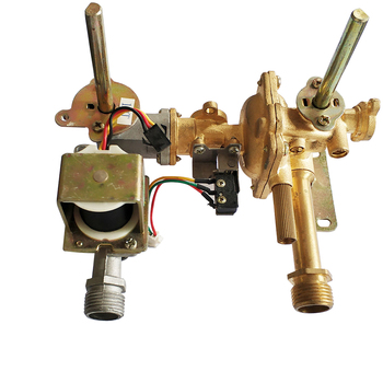 Earth Star Gas water heater  Normal Valve Household flue strong row of gas water heater water vapor linkage valve household tap water pressure reducing valve regulator valve water heater water purifier constant pressure valve brass thickening