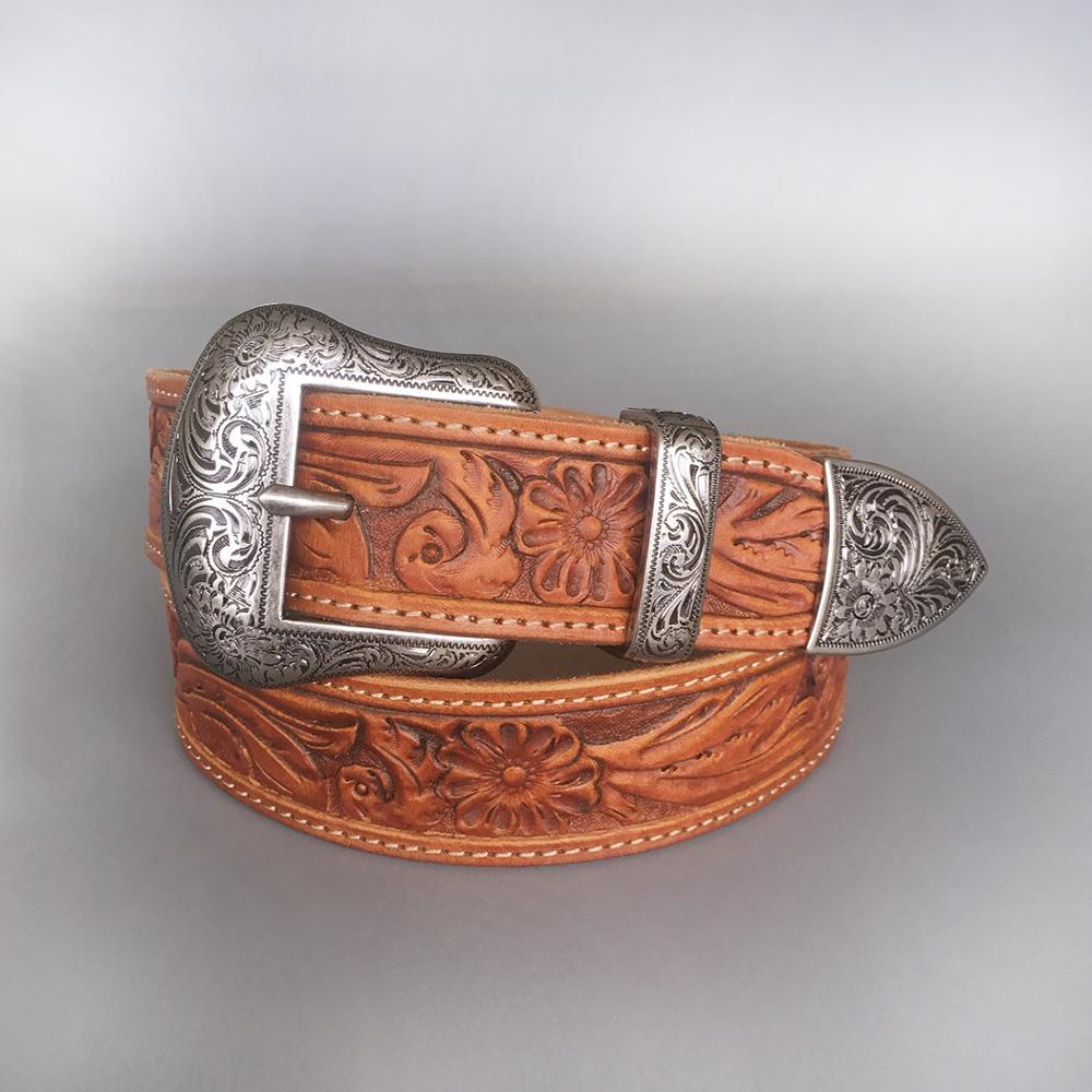 Western Cowboy Cowgirl Original Letter Belt Buckle Stock In US Gurtelschnalle
