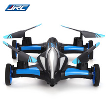 JJRC H23 2.4G RC Quadcopter Land / Sky 2 In 1 6 Axis Gyro UFO Headless Mode / On