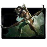 KUHENGAO Octa Core 10 inch 32GB/64GB Android 7.0 Phone Call 2 in 1 Tablet PC Computer 4G LTE / FDD Worldsite Unlocked