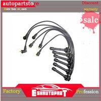 Spark Plug Cable Wires Set for Pajero Montero Sport Challenger Nativa Triton L200 6G72 6G74 MD371794 MD338249 MD371980|Alternator & Generator Parts| |  -