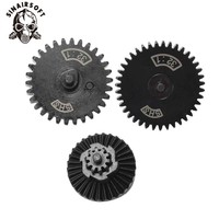 SINAIFSOFT High Quality SHS 32:1 Infinite Torque Up Gear Set for Ver.2 / 3 Airsoft AEG Gearbox free shipping