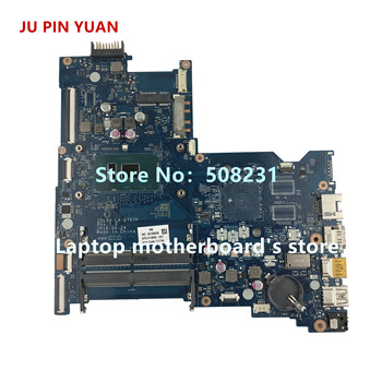 JU PIN YUAN For HP NOTEBOOK 15-AY 15T-AY 15-AY198NR laptop motherboard 914598-601 CDL50 LA-D707P with i7-7500U fully Tested