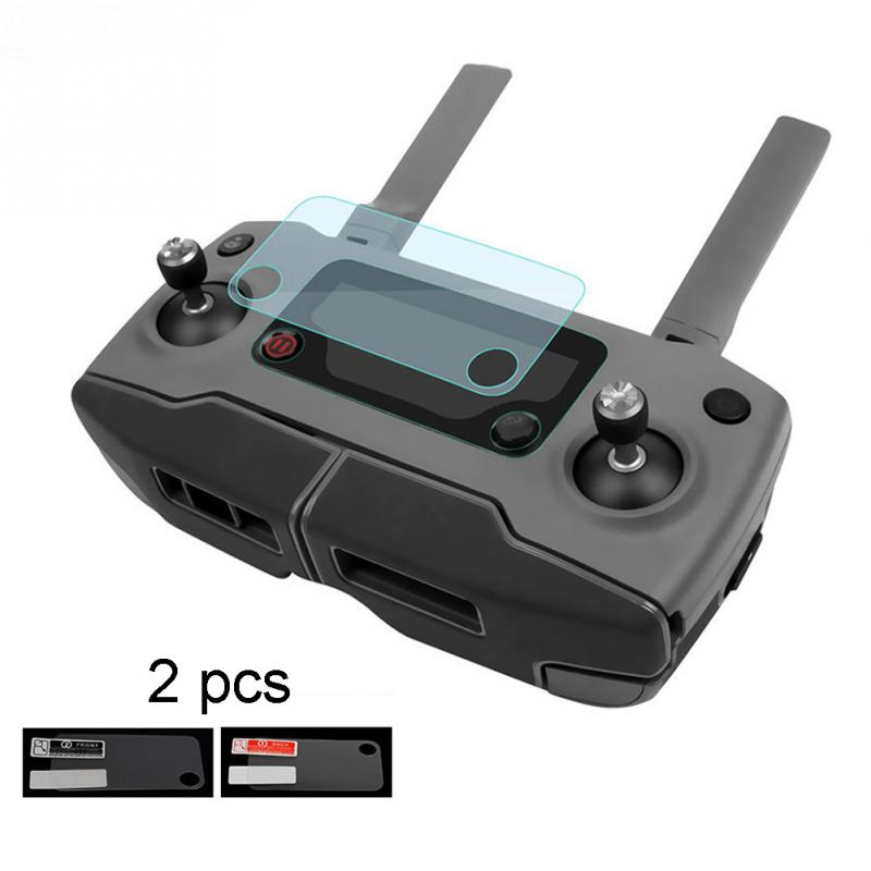 2pcs Screen Protective Film For DJI Mavic Pro/mavic 2 Pro/mavic 2 Zoom Remote Controller Accessories #1214