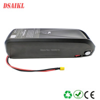 Electric bicycle big hailong battery pack 24V 15Ah 17.5Ah 20Ah 250W 300W 400W ebike frame battery with charger