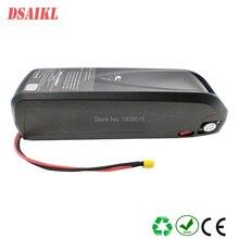 цена на Electric bicycle big hailong battery pack 24V 15Ah 17.5Ah 20Ah 250W 300W 400W ebike frame battery with charger