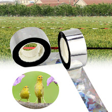 Garden Bird Scare Tape Audible Repellent Fox Pigeons Repeller Ribbon Deterrent Tapes