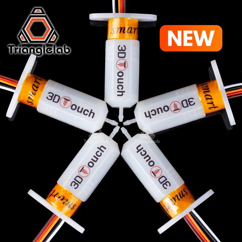 Trianglelab 2019 NEUE 3D Drucker 3D TOUCH Freies Verschiffen Auto BETT Nivellierung Sensor 3d touch sensor für anet A8 tevo reprap mk8 i3