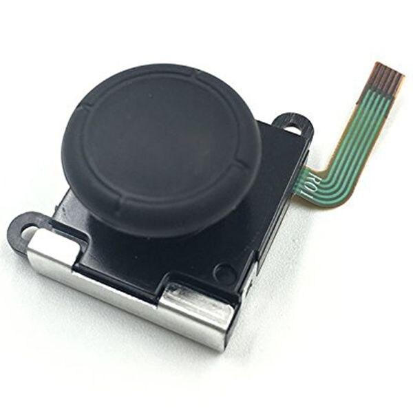 3D analogowy Joystick kciuk kije czujnik zamienniki dla Nintendo przełącznik radość Con kontroler