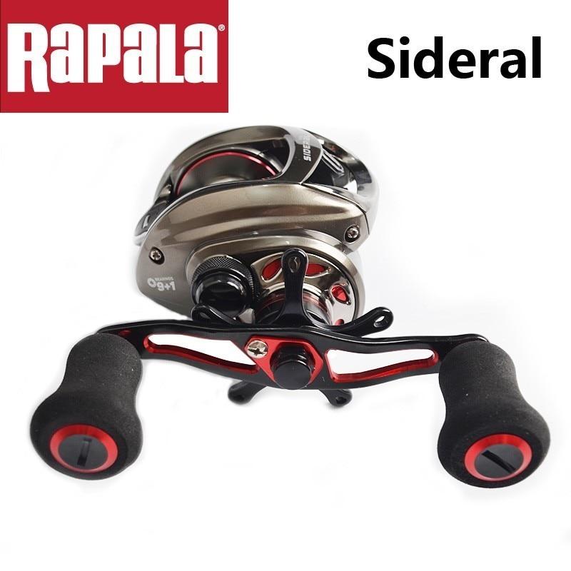 Rapala Sideral Baitcasting Reel 9 1bb 7 0 1 200g High Performance Fishing Reel 4 5kg