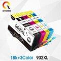 CMYK SUPPPLIES совместим с чернильным картриджем HP 902 902XL для принтеров HP OfficeJet Pro 6954 6960 6962 6968 6975 6978 6961
