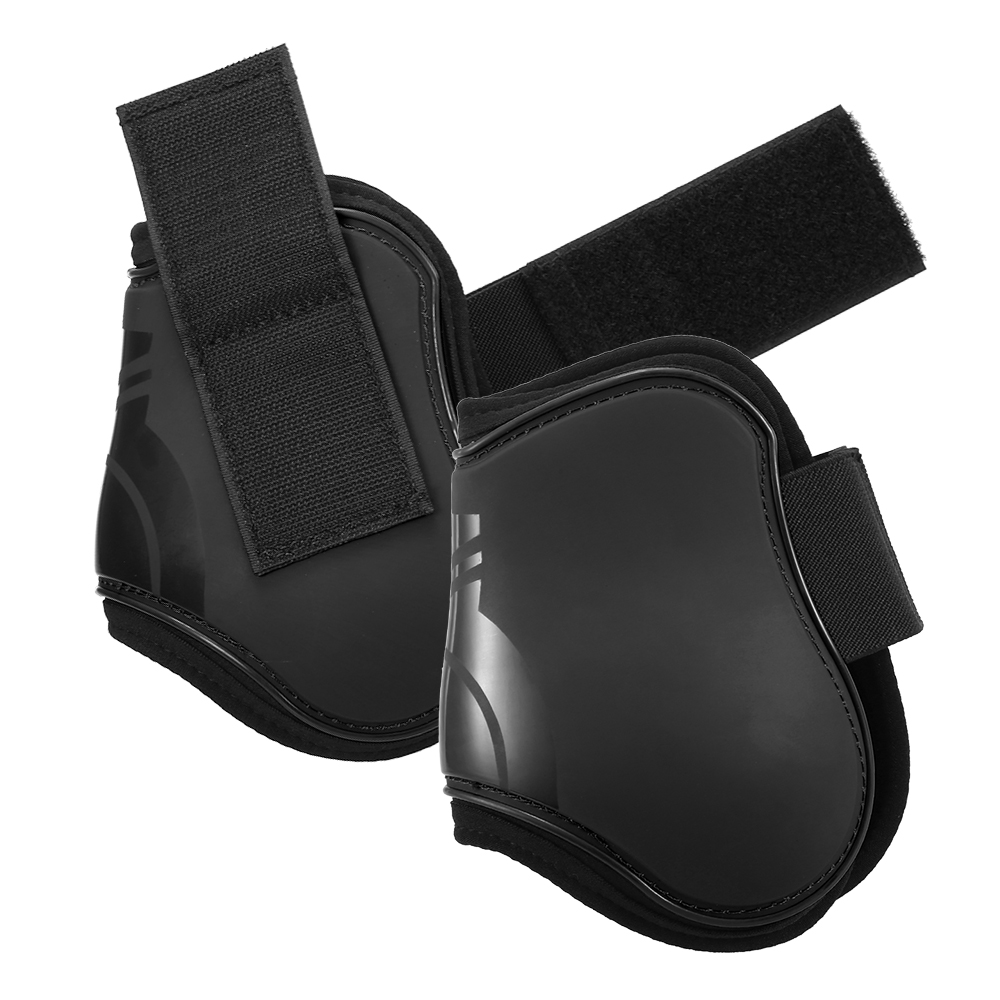 2 PCS Horse Hind Boots Equine Leg Guard Horse Tendon Shin Protection Neoprene Horse Hock Brace