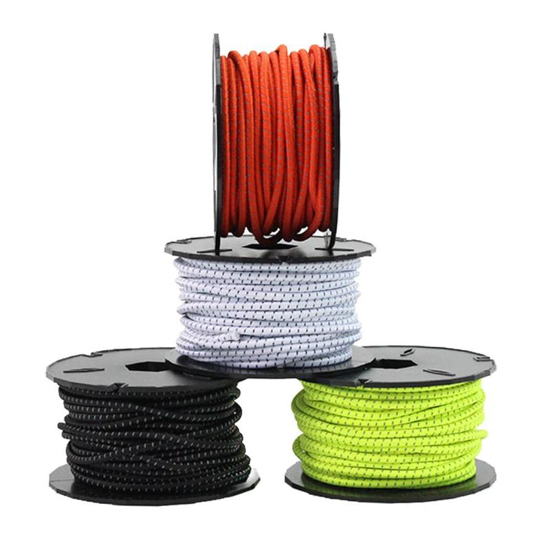 15m Strong Elastic Latex Rope 3mm Bungee Cord Stretch String for Jewelry15m Strong Elastic Latex Rope 3mm Bungee Cord Stretch String for Jewelry