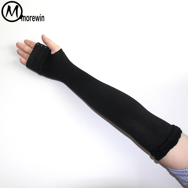 New Fashion Sunscreen Gloves Women&Men Sexy Long Summer Driving Gloves Lady Sexy Mens Autumn Mittens Male Summer Opeara Mittens