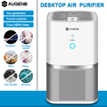 AUGIENB A-DST01 Luchtreiniger HEPA Filter Air Cleaner voor Allergeen Pollen Dust Pest Huidschilfers Rookt PM2.5 Eliminator Ion Generator