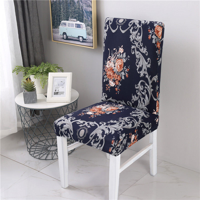 Prime Us 2 77 Elastic Chair Covers Spandex Dining Room Stretch Seat Cover Chair Protective Case For Restaurant Universal In Chair Cover From Home Garden Bralicious Painted Fabric Chair Ideas Braliciousco