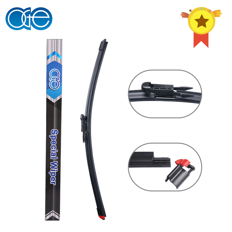 Oge 14''-32'' Windshield Wiper Blade Fit Pinch Tab Wiper Arm, Replace Rubber Refill Convenient цена