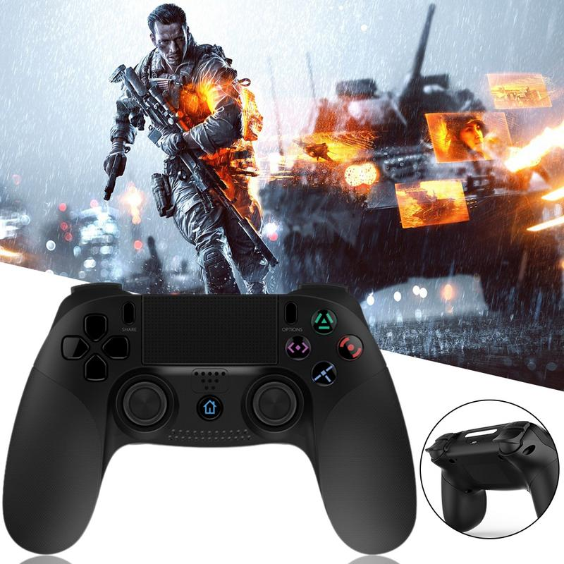 Wireless Bluetooth Controller Switch Game Controller Joystick GamePad PS4 Wireless Game Pad Compatible For PS3 Host PC