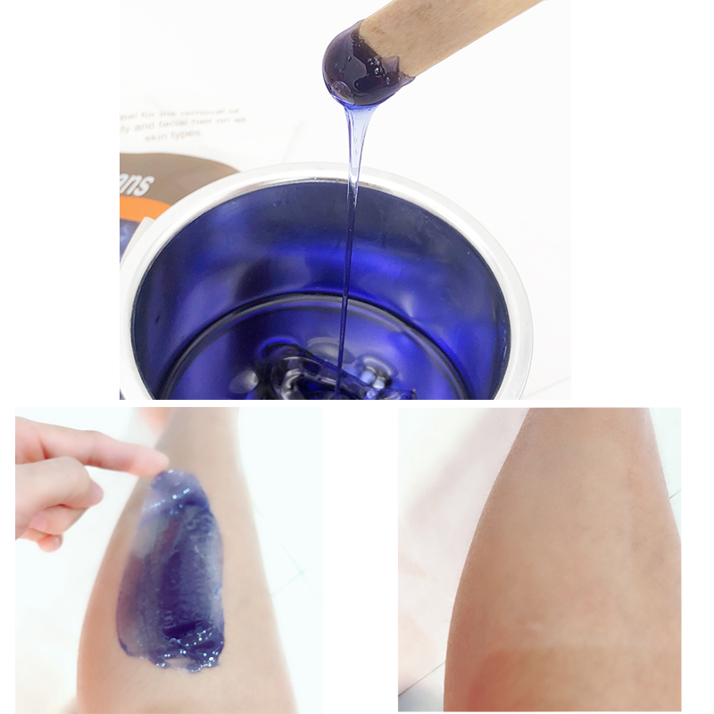 Professional Warmer Wax Heater SPA Hand Feet Epilator Body Depilatory Machine With 300G Wax Beans bikini hair removal in Epilators from Home Appliances