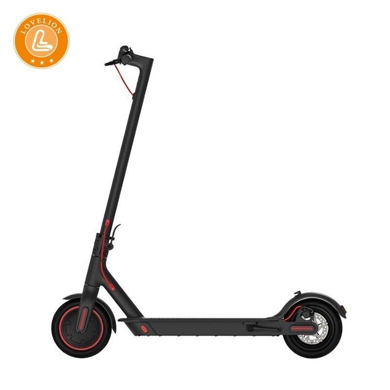 LOVELION trottinette électrique hoverboard Skate adulte vélo pliable Mini scooters à moteur M365 électrique-skateboard