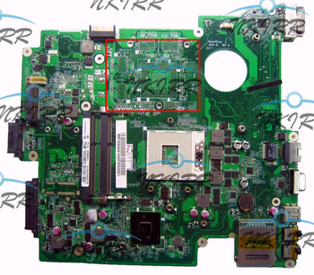 100% working MB.TW606.001 MBTW606001 DA0ZR9MB8D0 DA0ZR9MB8D1 REV:D S989 DDR3 MotherBoard for Travelmate 8572 8572T 8572G