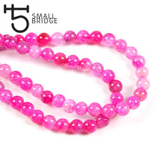 6 8 10 Mm Smooth Round Agates Beads For Making Jewelry Diy  Bracelet Craft Loose Natural Stones Wholesale S502