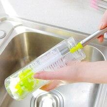 Домашняя кухонная щетка с длинной ручкой для мытья посуды, щетка для мытья посуды, щетка для мытья посуды