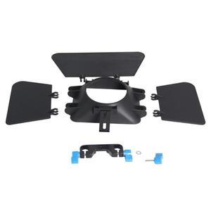 Image 5 - Матовый корпус для камеры 85 мм с 3 лезвиями из АБС пластика, регулируемая высота для камеры 15 мм, 200 г