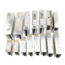 Switching Power Supply 24v 12v AC DC 15-500W Professional Industrial Power Economical Single Output For LED Strip Light