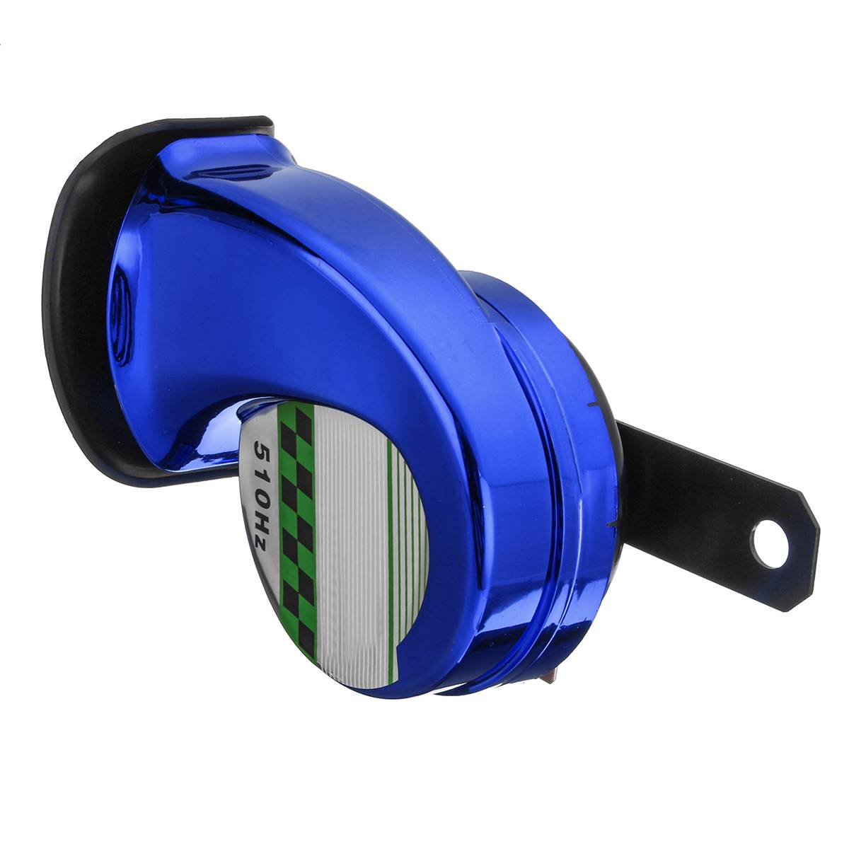Image 4 - Universal 12V DC 130db Snail Air Motorcycle Horn Siren Loud for Car Truck Motorbike Waterproof-in Multi-tone & Claxon Horns from Automobiles & Motorcycles