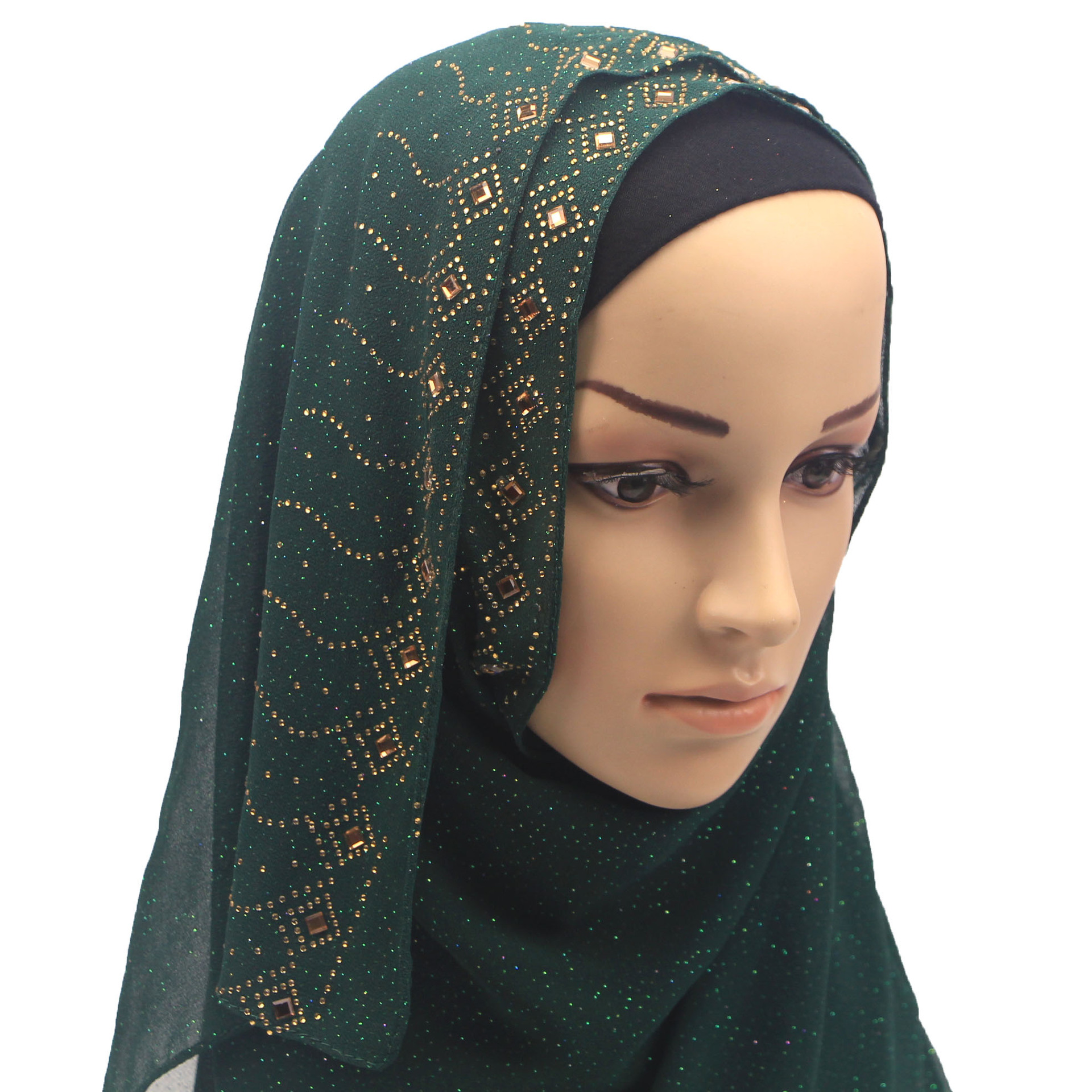 Full Range Of Specifications And Sizes Honesty Fashion Women Scarf Gold Edge Luxury Silk Satin Shawl Scarves And Shawls Muslim Long Beach Pareo Hijab Spring Silk Scarf Famous For High Quality Raw Materials And Great Variety Of Designs And Colors