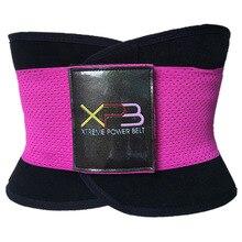 Dropshipping Waist Trainer Women Cincher Thermo Power Girdle Belt Underbust Control Corset Firm Slimming