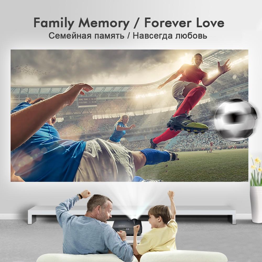 BYINTEK MOON BT96Plus Hologram 200inch LED Video HD Projektor për - Audio dhe video në shtëpi - Foto 2