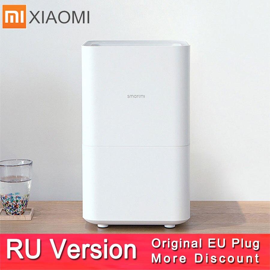 Smartmi 2 Air Humidifier Smog-free Mist-free Pure Evaporate Type Air Humidity Xiaomi 2 Mute Humidifier Mijia Mi home App Control