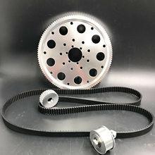 Ременной привод комплект для 66cc 80cc 2 тактный двигатель моторизованный велосипед
