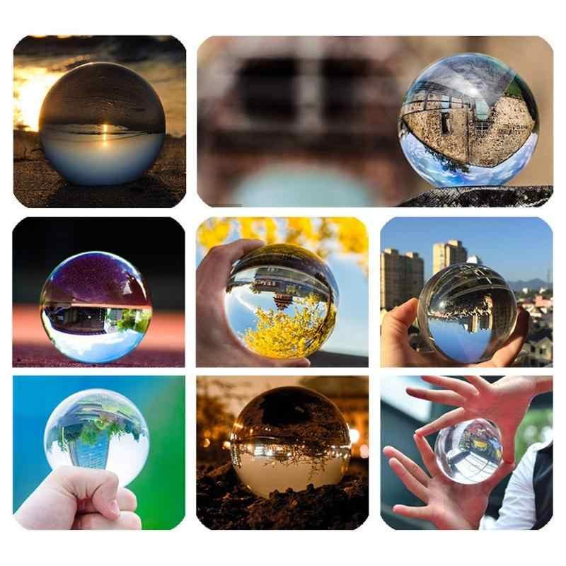 סיני סגנון מלאכותי קריסטל כדור ריפוי זכוכית כדור כדור קישוט קישוטי מתנה לקשט כדור מתנה