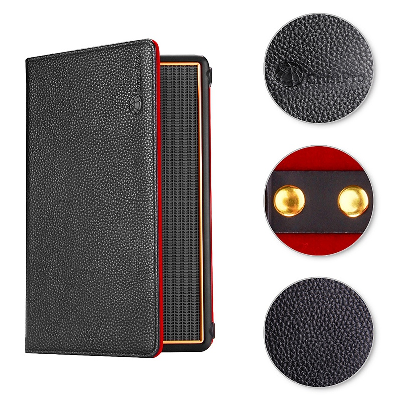 Купить с кэшбэком Foldable With Magnetic Suction Function Portable Protective Cover Bag Cover Case For Marshall Stockwell Portable Speaker