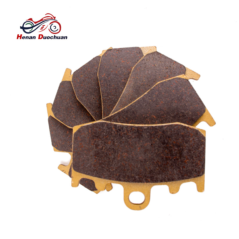 one pair Motorcycle Parts Brake Pads For BMW R 850 RT/1100 S/1150 GS K/R 1200 HP2 K 1300 GT/GT EE/S 2000 TO 2013