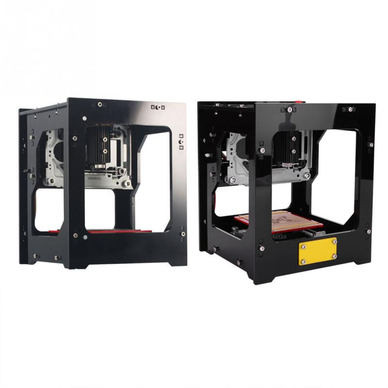 Laser Engraving Machine Dk-8- 1000mw / 1500mw Dual Usb Mini Engraver Cnc Router 3d Machine Cutter Image Printer Maker Tool Hot