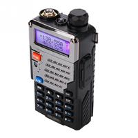 Original for BaoFeng UV 5R Walkie Talkie Dual Band Two Way Radio Portable Ham Radio Transceiver UV5R Handheld Toky Woky uv 5r