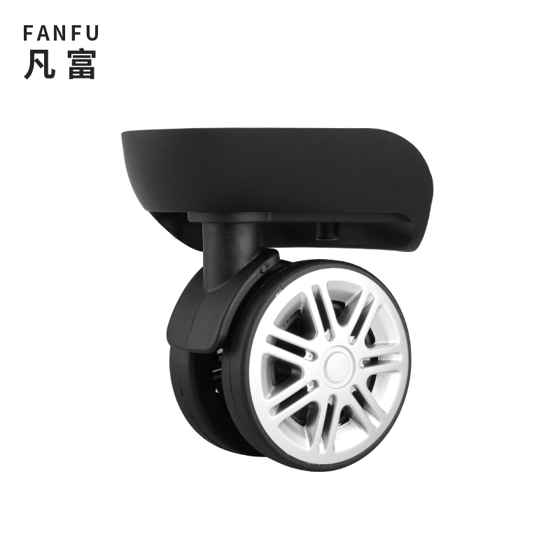 W074 Replacement luggage wheel repair suitcase mute wheel luggage accessories casters color mute wheel trolley case universalW074 Replacement luggage wheel repair suitcase mute wheel luggage accessories casters color mute wheel trolley case universal