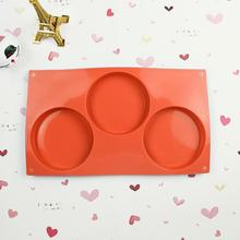 Silicone Chocolate Mold Baking Tools Non-stick Cake Jelly Candy 3D DIY Moulds Kitchen Gadgets