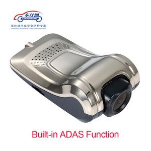 Image 3 - USB רכב DVR עבור אנדרואיד רכב רדיו נגן HD 720 P 140 תואר רחב זווית רכב קדמי מצלמה וידאו מקליט דאש מצלמה עם ADAS